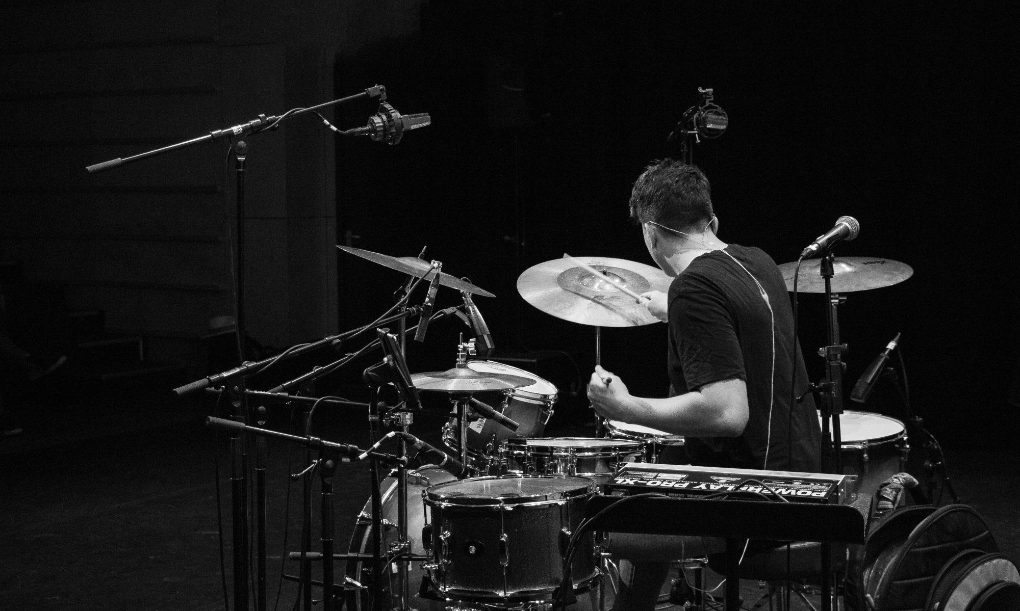 Nello Biasini Music | Drummer, Educator & Music Producer